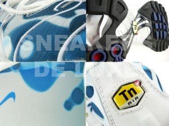 Nike Air Max Plus TN 1 White/Midnight Navy