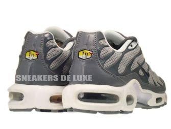 Nike Air Max Plus TN 1 White/Obsidian-Cool Grey