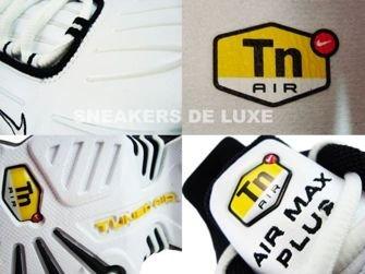Nike Air Max Plus TN III 3 WhiteBlack 604201-111