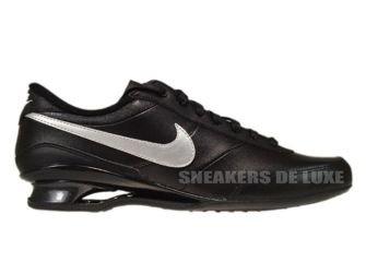 Nike Metro Shox Black/Metallic Silver