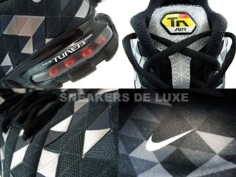 Nike Tuned X 10 Black/Metallic Silver 363886-001