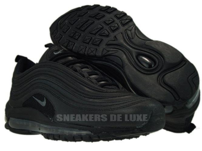 312641 020 Nike Air Max 97 BlackMetallic Hematite Black