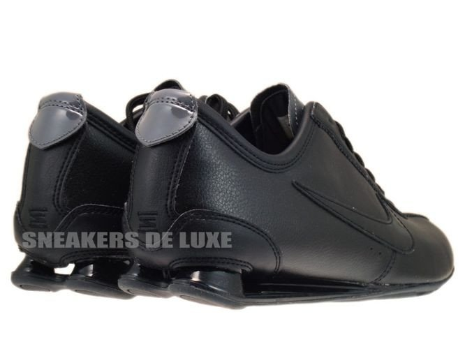 finest selection 984c0 6bdff ... 316317-091 Nike Shox Rivalry Black Black-Dark Grey ...