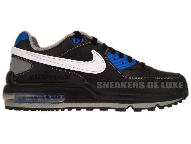 the best attitude c4761 0b60a 316391-057 Nike Air Max LTD II Black/White-Medium Grey-Imperial Blue ...