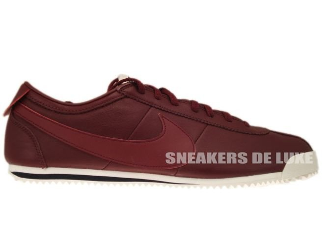 low cost b467b 2aff4 ... authentic 487777 660 nike cortez classic og leather dark team red team  red sail 6e3ad b226d