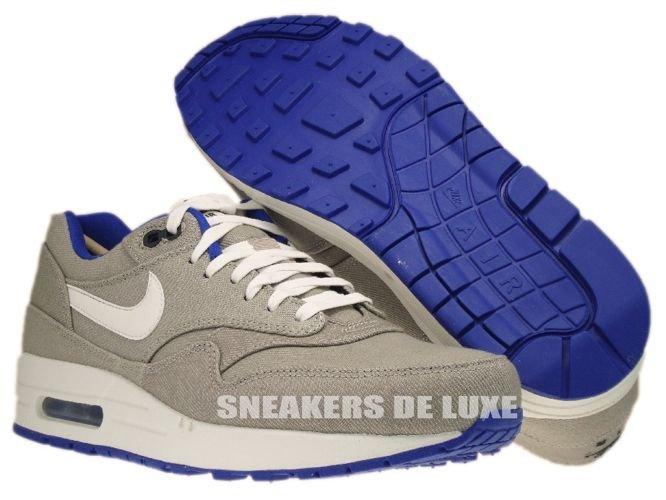 512033 040 Nike Air Max 1 Premium Classic StoneSail Hyper