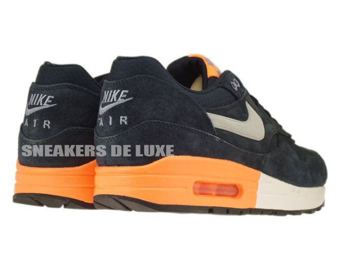 huge discount 4df08 846bd ... where can i buy 512033 400 nike air max 1 premium dark obsidian  metallic silver atomic