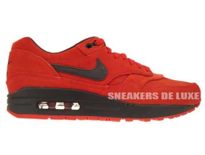 separation shoes aaf48 8a529 512033-610 Nike Air Max 1 Premium Pimento Black-Black ...