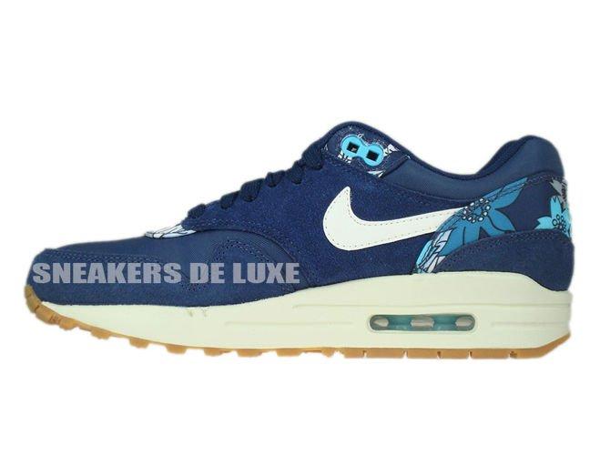 528898 401 Nike Air Max 1 Print