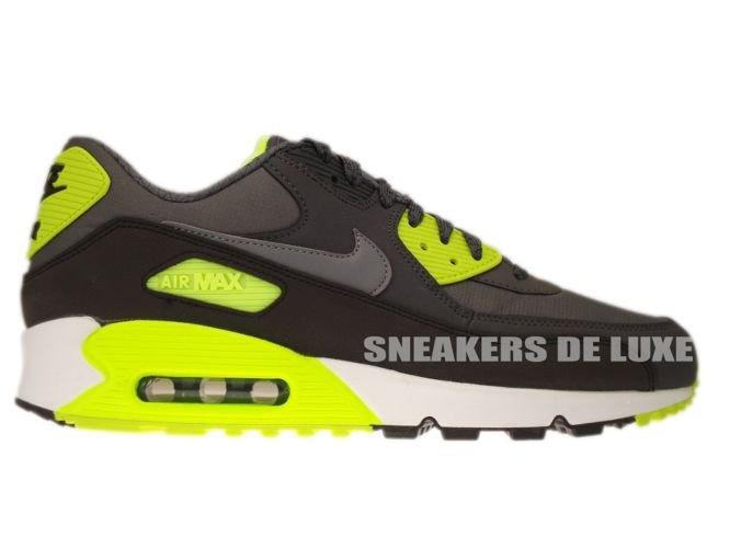 the latest 4675f 5da12 537384-007 Nike Air Max 90 Essential Dark Grey Cool Grey-Anthracite- ...