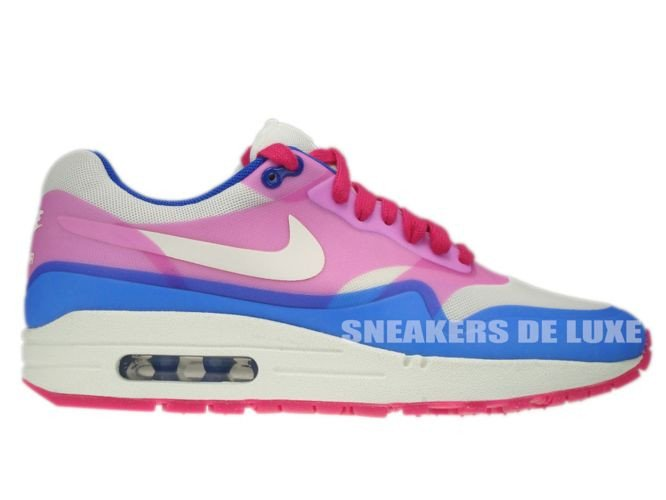 330b378196fa 579758-100 Nike Air Max 1 Premium Hyperfuse Sail-Pink Force-Hyper Blue ...