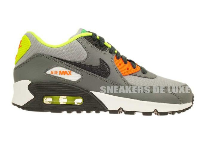low priced eebaa b188f 705499-002 Nike Air Max 90 Wolf Grey   Cool Grey-White-Anthracite ...