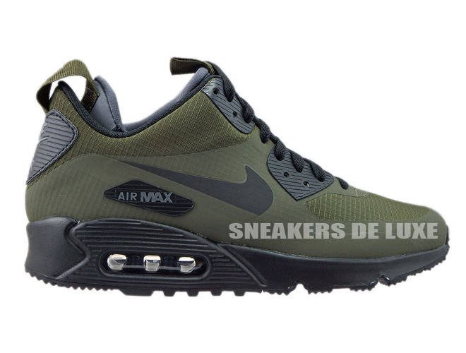 best loved 5cd4d a6552 ... cheapest 806808 300 nike air max 90 mid winter dark loden black dark  grey 03ee5 fd4bc