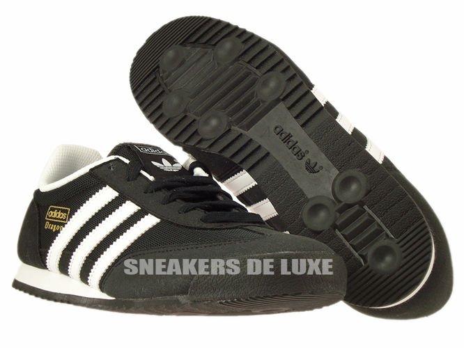 adidas dragon core black