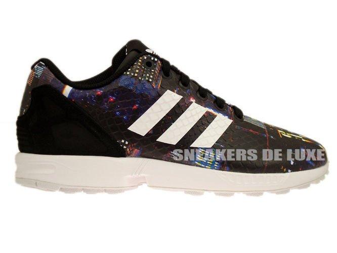 buy popular ce5c5 862c1 B25834 adidas ZX Flux Tokyo Tech Sneaker Boutique Pack ...