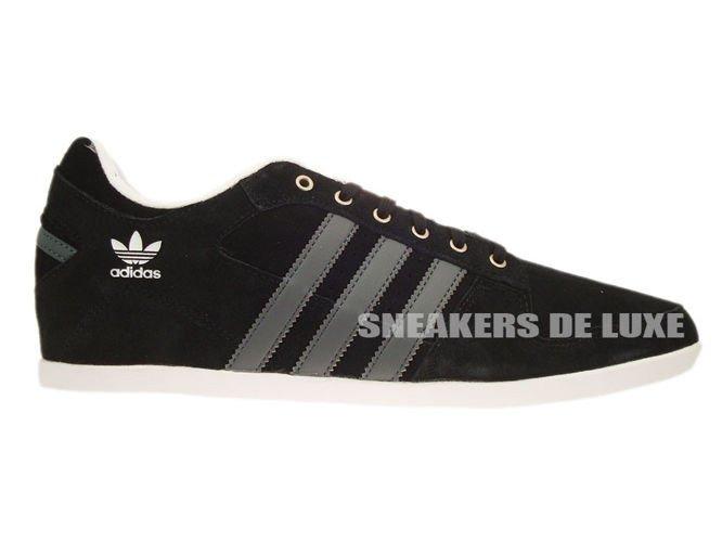 B44001 adidas Plimcana 2.0 Low core black / bold onix / ftwr white ...