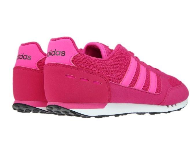 wholesale dealer 779d8 7cb4c ... B74491 adidas City Racer W Bold PinkShock PinkMystery BlueCore Black  · adidas NEO
