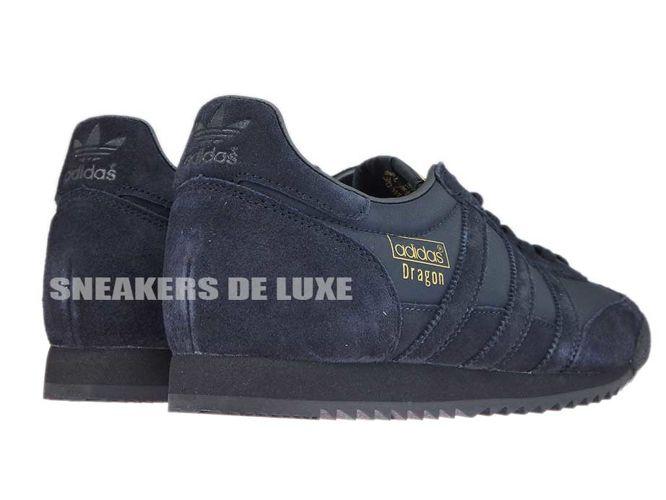 Mens Shoes adidas Originals Dragon OG Core BlackCore