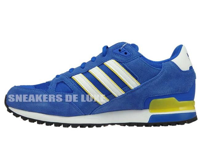 bf7faac5d2a678 BY9272 adidas ZX 750 Blue Ftwwht Eqtyel BY9272 adidas Originals   mens