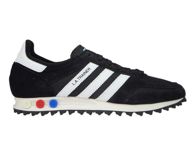 9ed6fd228b0017 CQ2277 adidas LA Trainer Core Black Ftwr White Viintage White CQ2277 ...