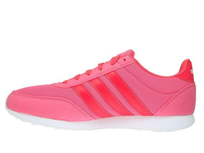 DB0434 adidas V Racer 2.0 NEO Real PinkShock RedFtwr White