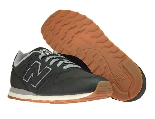 New Balance ML373BLA Black/Grey ML373BLA New Balance \ mens |