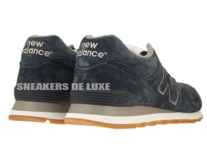 best sneakers f41f7 dce0b New Balance ML574FSN Gum Pack Navy ML574FSN New Balance \ mens