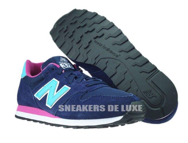 New Balance WL373NTP Navy / Turquoise / Pink WL373NTP New Balance ...