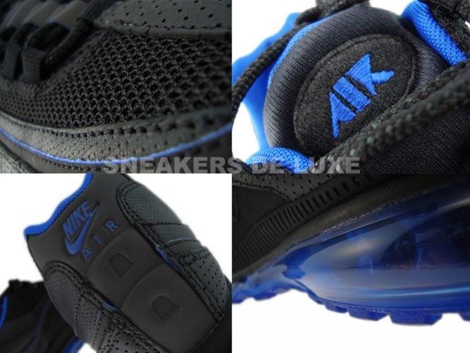 Nike Air Max 247 BlackBlack Lyon Blue 397252 003 397252