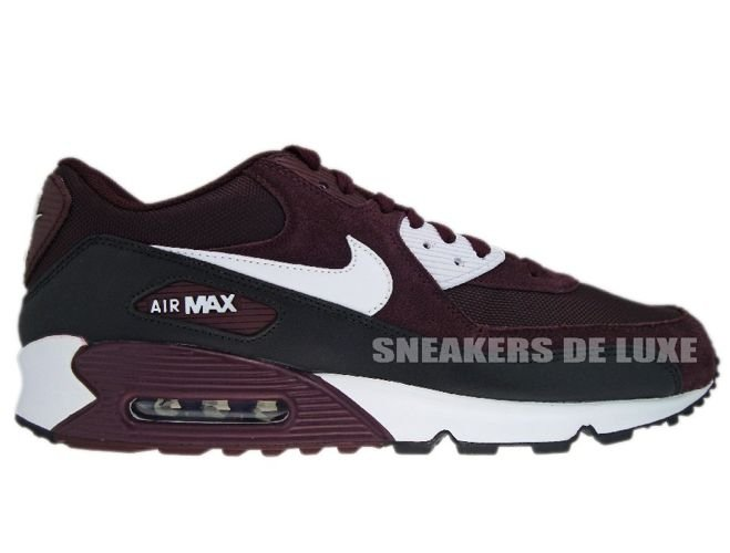nike air max 90 maroon