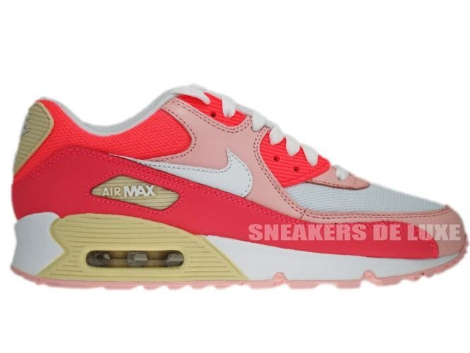 d2f3c8f7a8b6a Nike Air Max 90 Hot Punch White Storm 325213-605 325213-605 Nike ...