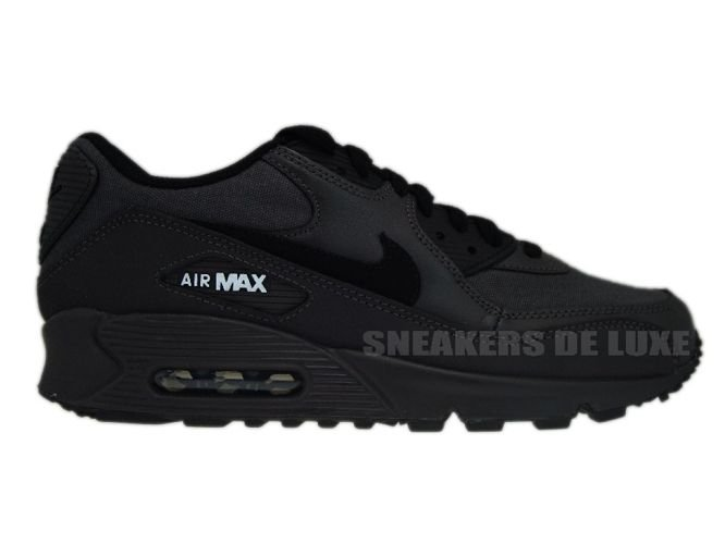 sports shoes 6dbfa c2ab4 Nike Air Max 90 Midnight Fog Black 325018-032 ...