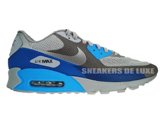 Air Max 90 Hyperfuse Midnight Fog Blue Glow 454446 001