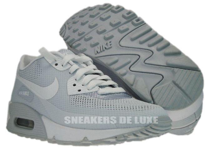 buy online f9898 d071d ... Nike Air Max 90 Premium Hyperfuse Aura White ...