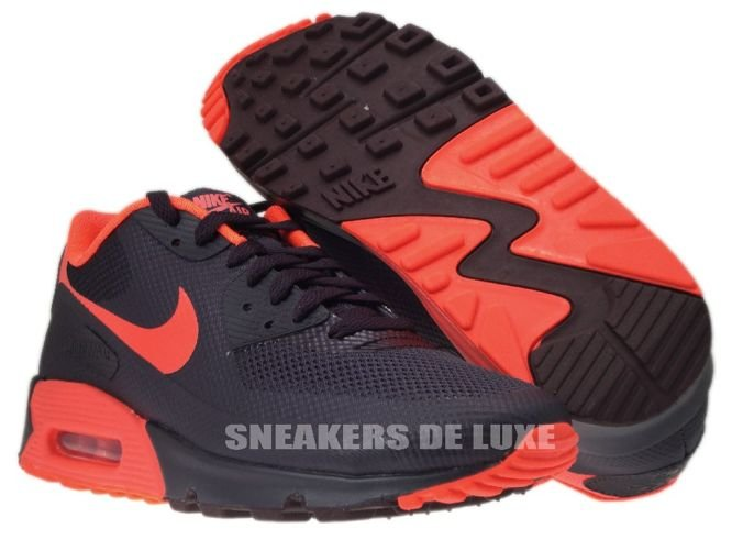 Nike Air Max 90 Premium Hyperfuse Port WineBright Crimson