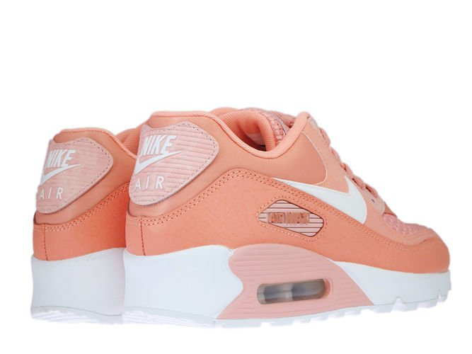 Nike Air Max 90 SE 881105 604 Crimson BlissWhite Coral
