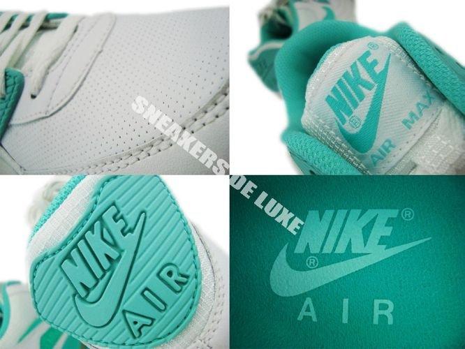 specjalne wyprzedaże szczegóły dla gdzie kupić Nike Air Max 90 White/Cool Mint-White 309298-100 309298-100 ...