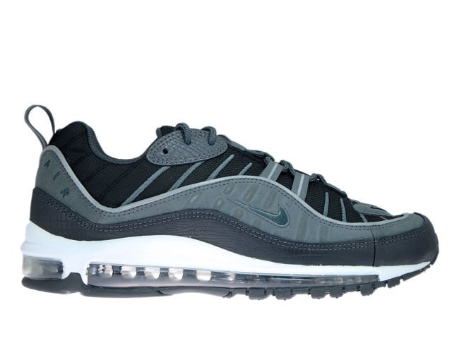 the best attitude 2d3ba b7ca0 Nike Air Max 98 SE AO9380-001 Black/Anthracite-Dark-Grey AO9380-001 ...
