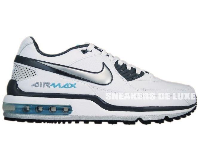 Nike Air Max LTD II WhiteMetallic Silver Dark Grey Chlorine