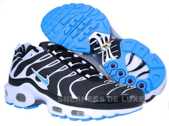Nike Air Max Plus TN 1 Black/Vivid Blue
