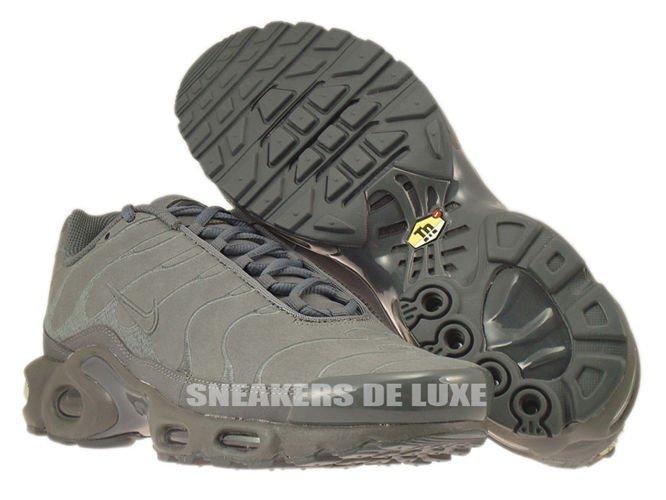 Nike Air Max Plus TN 1 Premium Leather 558571 002 Nike  mens  