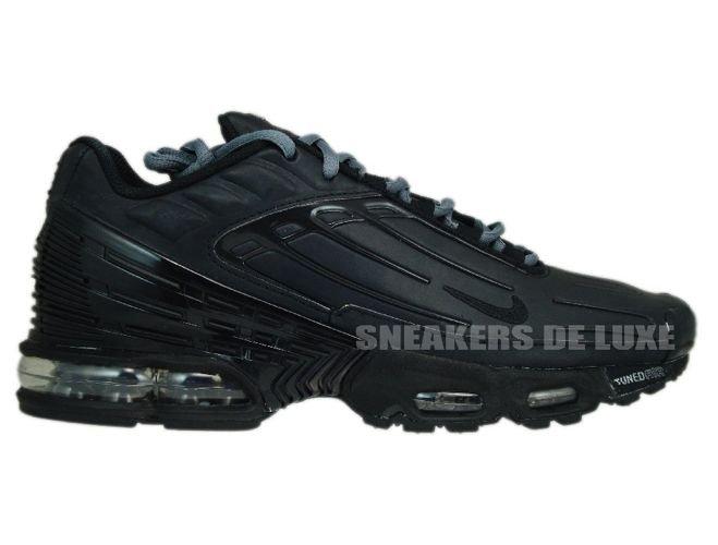 new style 65b51 69a81 Nike Air Max Plus TN III 3 Black/Black 604201-005 604201-005 Nike ...