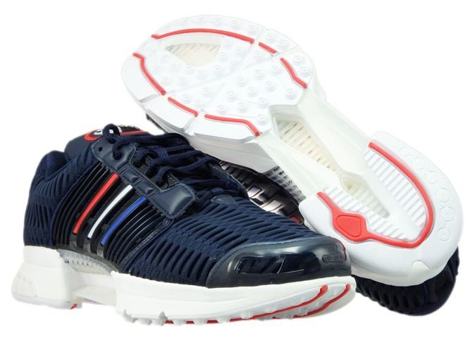 S76527 adidas ClimaCool 1 Collegiate NavyBlueRed S76527