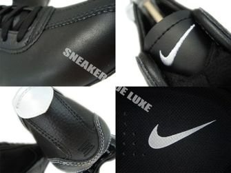 316317-017 Nike Shox Rivalry Black/Cool Grey