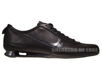 316317-029 Nike Shox Rivalry Black/Metallic Hematite