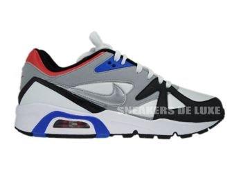 318088-105 Nike Air Structure 91 Triax WhiteMetallic-Silver-Mg-Blue