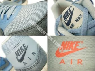 319986-402 Nike Air Max 1 Light Armory Blue/Armory Slate-Atomic Pink