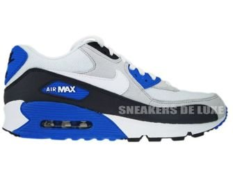 325018-050 Nike Air Max 90 Anthracite/White-Obsidian-Soar