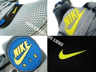 343886-130 Nike Air Max Skyline Stealth/Metallic Black-Imperial Blue