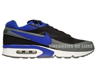 358797-041 Nike Air BW Classic Black/Deep Royal/Dark Grey
